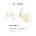 Schlegel Q-Lon QL-3034