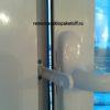 Гребёнка для алюминиевого окна